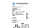 Model Typ N-108-S  - Sight Flow Indicators - Datasheet