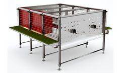 Texha - Model Baltika & Baltika-2 - Alternative Cage System for Laying Hens Housing