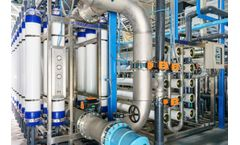 Static pipe mixers, open channel mixers and enclosed duct mixers for desalination applications