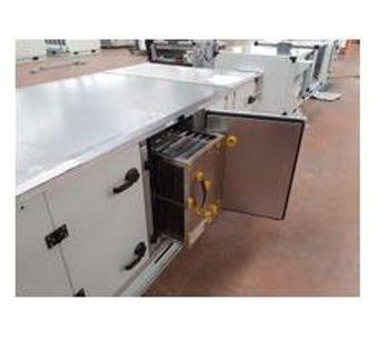 Fair - Ecology Unit - Automatic Washing System