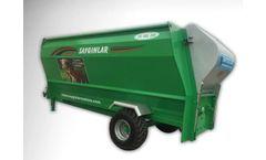 Model 16m3 - Feed Mixer Tmr Wagon