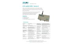 FarmingIT - Model A755 - Self Contained Datalogger Brochure