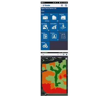 Trimble Ag Mobile App