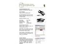 Model i1Pro - Portable Mini Spectral Photometer - Brochure