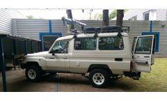 Vehicle Mounted Borehole Logging Systems