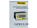 Catex - Model 3-IR - Gas Detector Brochure