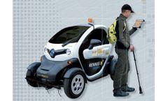 Easy Inspectra - Model VSR - Network Survey Vehicle Compact Kit