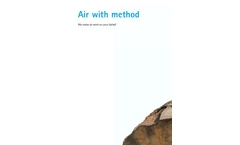 Workplace Air Conditioning Plant- Brochure