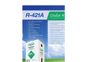 Version R-421A - Refrigerants Software Brochure