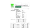 BIG HORN 30 Pure Sodium Bentonite - Technical Data