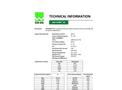 BIG HORN 34 Pure Sodium Bentonite - Technical Data