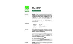 TRU-BORE - Highly Concentrated Bentonite Brochure