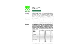 SW-101 Contamination Resistant Bentonite - Brochure