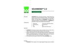 SOLIDIBOND 2.2 Absorbent / Polymer Blend - Brochure