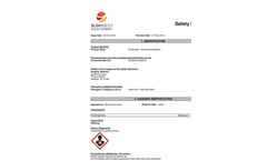 TORQMASTER Concentrated Torque Reducing Surfactant - Safety Data Sheet
