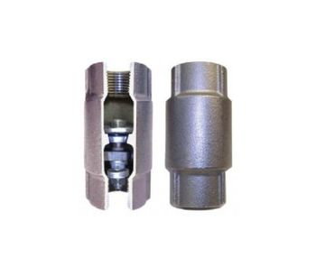 Simmons - Stainless Steel Certified Lead Free Check Valve