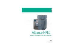 Alliance - HPLC System Brochure