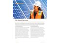 NEXTracker - NX Global Services - Brochure