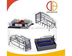 Farrowing crate,Gestation stall,Weaning stall