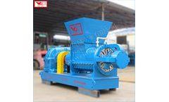 WEIJIN - Model LP600 - China automatic crushing equipment for reclaim rubber in myanmar rubber crusher equipment