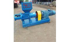 WEIJIN - Model LP500 - China automatic crushing equipment for reclaim rubber in myanmar rubber crusher equipment