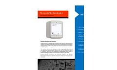 Noventis - Model GDS 20J - Safe Area Detector Brochure