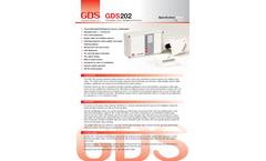 Noventis - Model GDS 202 - Multi Channel Controller  Brochure