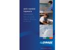 Anti Vandal Tapware Brochure