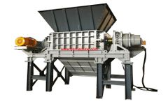 QSD52140 double shaft shredder