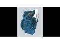 Kubota Engine - Model Z602-E4B - Industrial Diesel Engine