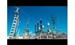 Substation Tour - Large install base of Serveron TM8 Video
