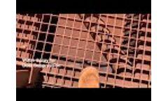 Sultan Acoustic Wave Stockpile 5kHz System on Long Range Coarse Ore Stockpile Video