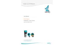 MiniWave - Ultrasonic Level Transmitters Brochure