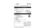 FAST-ACT (Pressurized Cylinders) - Safety Data Sheet
