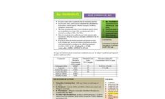 Bio-OdorSolve - Odor Controller and Cleanser Brochure