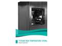 Steam High Temperature Sterilizer Brochure