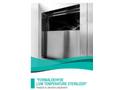 Fromaldehyde Low Temperature Sterilizer Brochure