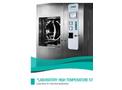 Laboratory High Temperature Sterilizer Brochure