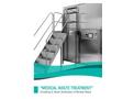 Model CISA P-MWT CONCEPT 150 & 300 - Medical Waste Treatment Sterilizer System Brochure