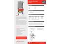 Flamefast - Model DS430A - Ceramic Chip Forge - Datasheet