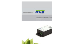 Gateway - Model GP - Controllers and Monitoring Management Systems Brochure