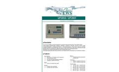 Model UF2050 - Microprocessor Controller Unit Brochure
