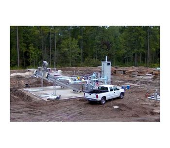 Fluidyne Hydro-Grit - Standard Efficiency Vortex Grit Separation System