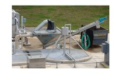 Fluidyne Hydro-Grit - Wastewater Grit Classifier System