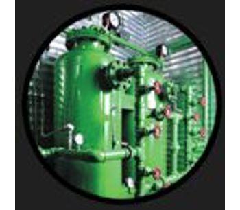 Carbon Vessels - Liquid Phase