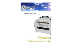 Model 100 - Air Decontamination System Brochure