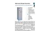CMC - Nitrogen-Membrane-Generators (LCMS) - Datasheet