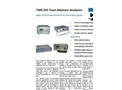CMC - Model TMA-202 - Trace Moisture Analyzers - Datasheet