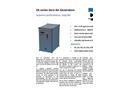 CMC - Model ZA series - Zero Air Generators - Datasheet