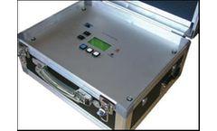 CMC - Model TMA-210-P-IP-54 - Portable Trace Moisture Analyzer